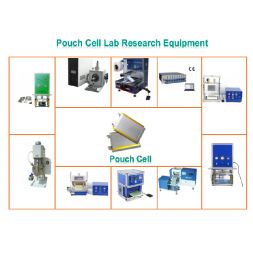 pouch cell lab line